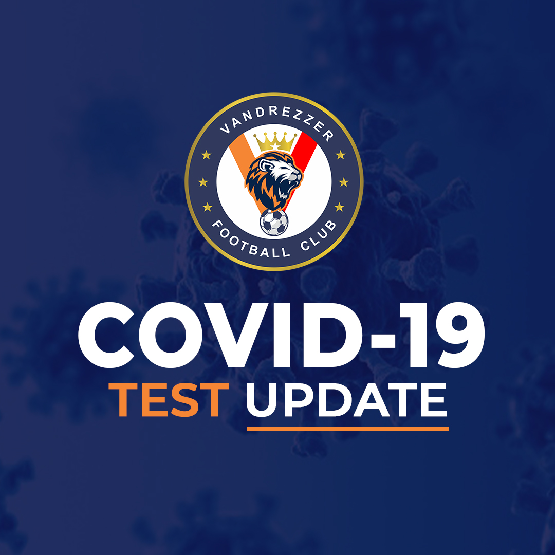 COVID 19 TEST UPDATE - Technical crew results return NEGATIVE.