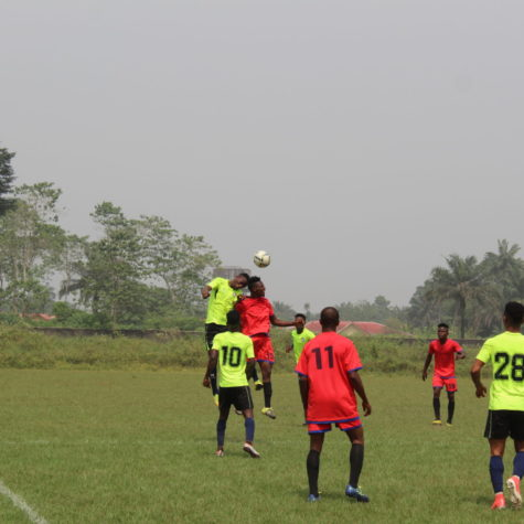FRIENDLY: LIONS DOMINANT IN WIN OVER CYNOSURE