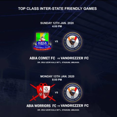 Inter State Friendly Game