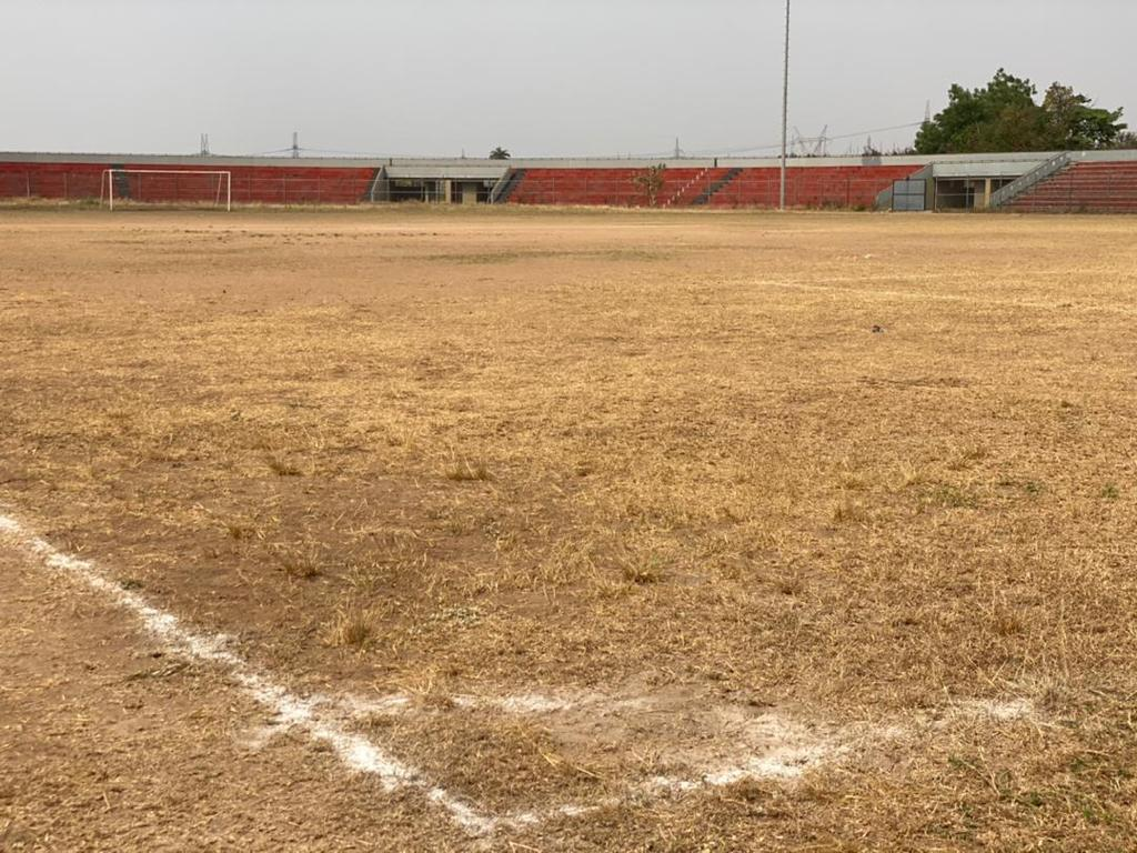 LET'S SAY NO TO BAD FOOTBALL PITCHES IN NIGERIA