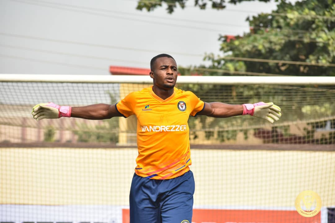 PLAYING FOR VFC IS LIKE PLAYING FOR A EUROPEAN CLUB - DANIEL