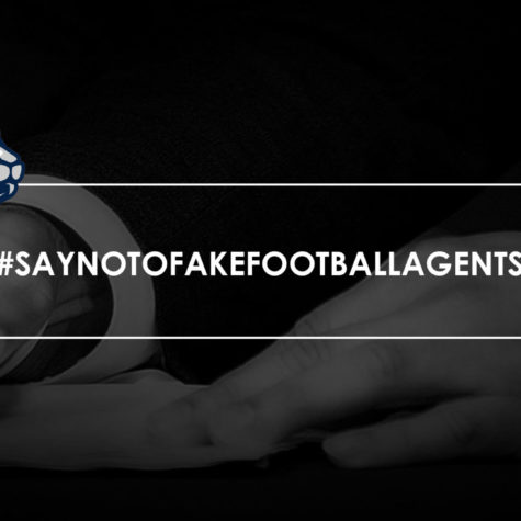 Say No To Fake Football Agents